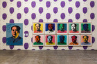 The Mao installation at the Andy Warhol Museum in Pittsburg