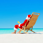 In Australia, Christmas is celebrated in summertime